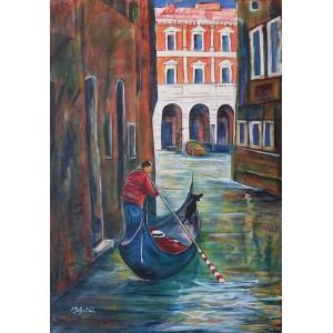 Calimero in Venedig