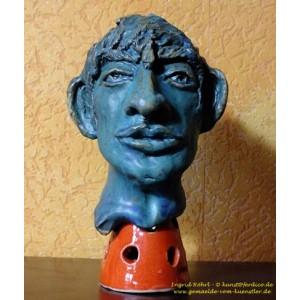 Keramik-Plastik - K-2 - Apollon