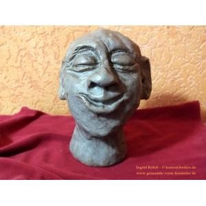 Keramik-Plastik - K-3 - Geniesser !!! Verkauft !!!