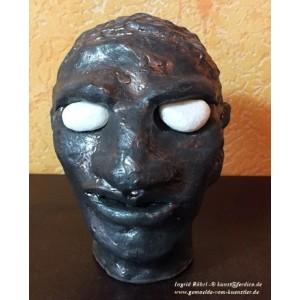 Keramik-Plastik K-8 - Farbiger