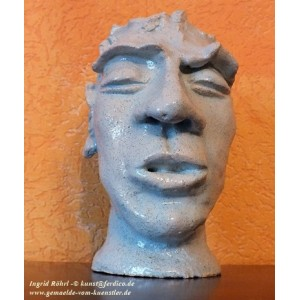 Keramik-Plastik K-20A - Der Miesepeter