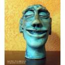 Keramik-Plastik K-13 - Lachender