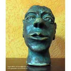 Keramik-Plastik K-19 - Herzensbrecher