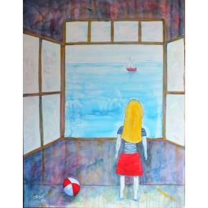 Das Mädchen und das Meer